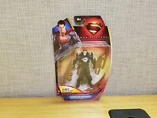 Superman Man of Steel Shadow Assault General Zod Action Figure, Brand New!