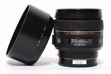 MinoltaAF 85mm F/1.4 G (D) Lens for Sony Alpha *EX+*