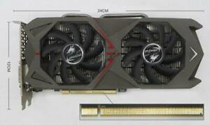 Colorful GTX1060 3GB DDR5 Esports game graphics card 3GD5 independent Video Card