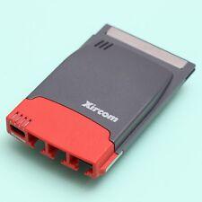 Xircom RealPort 56K Modem 10/100 Ethernet Network 32Bit CardBus 3V Card Type III