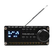 Si4732 All Band Radio Receiver FM Am (mw and Sw) SSB (lsb & Usb) Case Battery