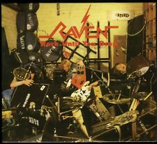 Raven Rock Until You Drop CD new Dissonance Productions NWOBHM