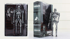 "NECA Terminator T800 Endoskeleton Action Figure 7"" Arnold Schwarzenegger Model"