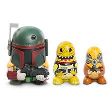 Star Wars Chubby Nesting Set Baba Fett Nesting Dolls Birthday Fathers Day Gift