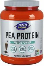 Pea Protein, NOW, 2 lbs Creamy Chocolate