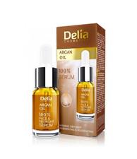 DELIA ARGAN OIL 100%25 FACE NECKLINE SERUM INTENSIVE ANTI WRINKLE TREATMENT 10ml