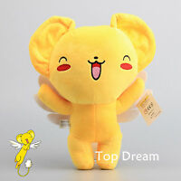 "New Anime Card Captor Sakura Kero Plush Doll Soft Toy 12"" 30cm Kids Gift"