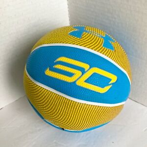 Stephen Curry Under Armour Basketball Small Mini Golden State Steph