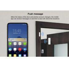 1/2X Tuya APP Smart Life WIFI Door  Sensor  For   Home