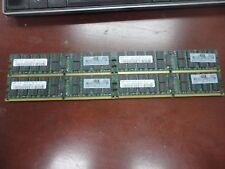(LOT of 4) Samsung 4GB PC2-6400P DDR2-800 Server Memory RAM | M393T5160QZA-CE7Q0