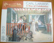 Swedish Carl Larsson A Day of Celebration jigsaw puzzle New still in plastic