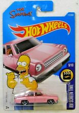 Hot Wheels Simpsons Family Car Pink 2016