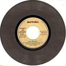 "7"" promo LOS BRINCOS vive la realidad / jenny PROMOTIONAL 45 SPANISH 1970 SINGLE"