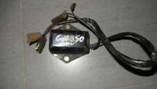 GN400 CDI Caja de encendido Ecu NEGRA IGNITION BOX CENTRALINA GN DR400