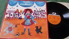LP: Alice im Wunderland - Ariola
