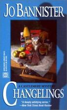 Changelings (Castlemere Mysteries)-ExLibrary