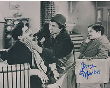 JERRY MAREN Signed 10x8 Photo THE MARX BROTHERS At The Circus COA