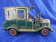 JOUET TOLE / Tinplate toy - HORIKAWA SH - 1960 - TACOT / Rattletrap - TOP !