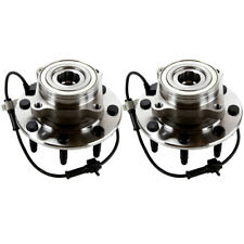 2 New Premium Front Wheel Hub Bearings Left/Right Pair For Chevrolet Gmc Hummer