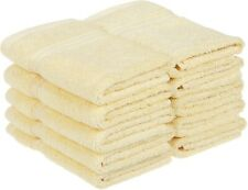 NEW 10 PACK SUPERIOR  BRAND 100% 600 GSM COTTON WASH CLOTH SET