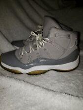 Nike Air Jordan 11 Retro Cool Gray GS Gradeschool 378038-001 Size 4.5Y