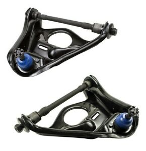 Pair Set Of 2 Front Upper Control Arm Ball Joints Mevotech For Astro Safari RWD