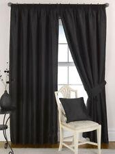 Alzapaños color principal negro para cortinas
