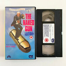 The Naked Gun: From The Files Of Police Squad! (VHS) Leslie Nielsen OJ Simpson