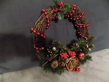 New : Small Christmas Wreath