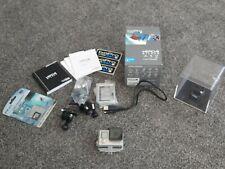 Videocámara GoPro Hero 4 Silver Edition-plata + Estuche Impermeable