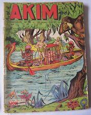 AKIM - N° 078 - avec Diavolo & Le Justicier masqué - Mon journal 1962