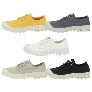 Palladium Pampa Ox Organic Unisex Sneaker low verschiedene Farben Turnschuhe