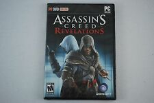 Assassin's Creed: Revelations - Two Assassins One Destiny PC Game NEW