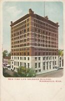 MINNEAPOLIS MN - New York Life Insurance Building - udb (pre 1908)