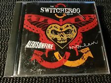 Alexisonfire / Moneen - Split EP CD Switcheroo series - punk hardcore - Oz press