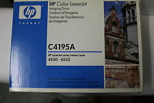 Genuine  HP Color LaserJet C4195A Drum Kit (C4195A) New in the Box