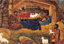 BF38946 baby jesus painting   art postcard