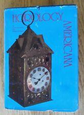 Horology Americana HC DJ Dworetsky & Dickstein Signed 1972 Antique Clocks