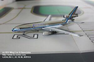 Gemini Jets Eastern Airlines Douglas DC-10-30 Chrome Finish Diecast Model 1:400