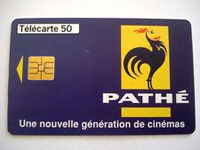 PHONECARD TELECARTE CINEMA PATHE