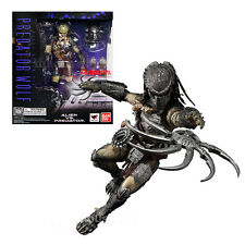 NEW WOLF PREDATOR HEAVY ARMED SH MONSTERARTS FIGURE BANDAI  AVP / REQUIEM