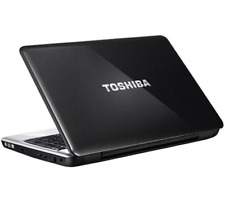 "Toshiba Satellite Pro L500 15.6"" Intel Core 2 Duo 4 GB RAM 160 GB HDD Win 7 Hdmi"