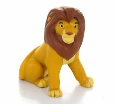 FIGURINE DE COLLECTION WALT DISNEY BULLYLAND 12530 LE ROI LION SIMBA NEUF