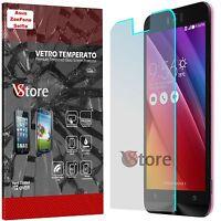 """2 Pellicola in Vetro Temperato Per Asus Zenfone Selfie ZD551KL Display LCD 5.5"""""""