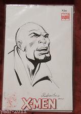 X-Men #1 Marvel Comic Book Sketch Cover Variant Edition - Signed Joe Rubinstein