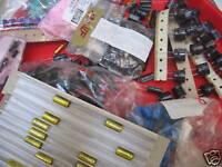 Lot de 1kg : Condensateurs diverses références radial / axial