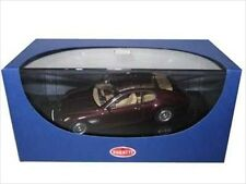 BUGATTI EB 118 GENF 2000 DARK RED 1/43 DIECAST MODEL CAR BY  AUTOART 50922