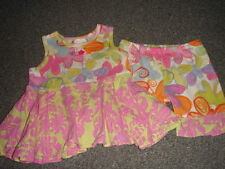 BOUTIQUE BABY LULU PRINCESS BUTTERFLY 2T SWING SKIRTED