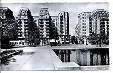 CP 69 RHÔNE - Lyon - Villeurbanne - Les Gratte-ciel - Rue Michel Servet Bassins