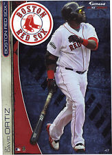 DAVID ORTIZ BOSTON RED SOX FATHEAD TRADEABLES 2013 REMOVABLE STICKER BIG PAPI 47